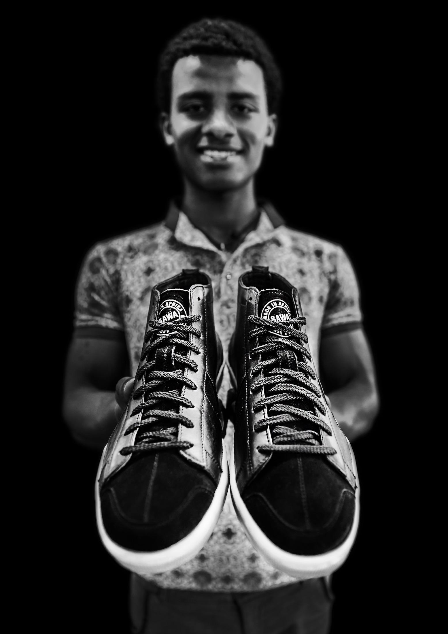 SAWA Shoes - Fashion Africa Now 2