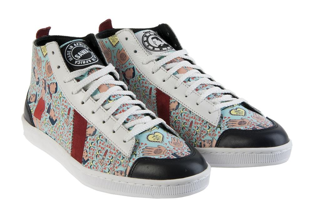 TSAGUE 2 SAWA Shoes - Fashion Africa Now