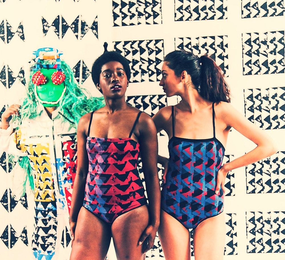 Wear Your Mask - Fashion Africa Now 3