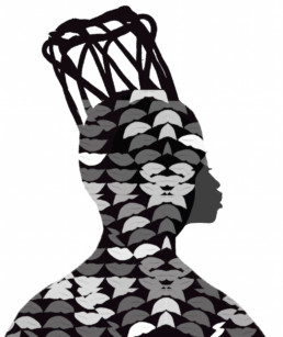 Tribute to Okhai Ojeikere by Diana Ejaita