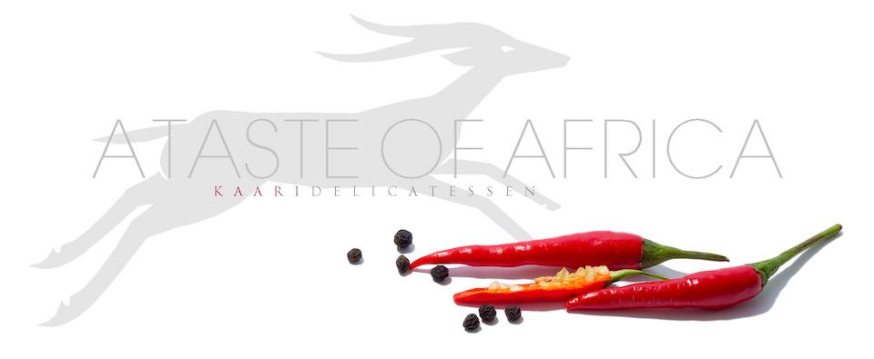 African Food Berlin - Joyce Hermlin Kaari Deli