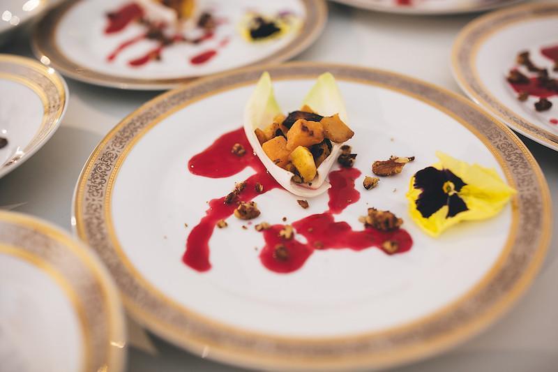 Chef Lamaire - Dine with Muna, Macaya Gallery, Wynwood Miami February 2016