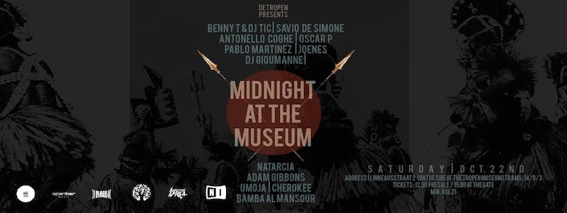 Midnight at the Museum