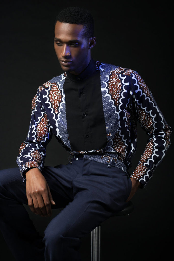 BLUE - Autumn:Winter 2016 Menswear Collection Soboye 3