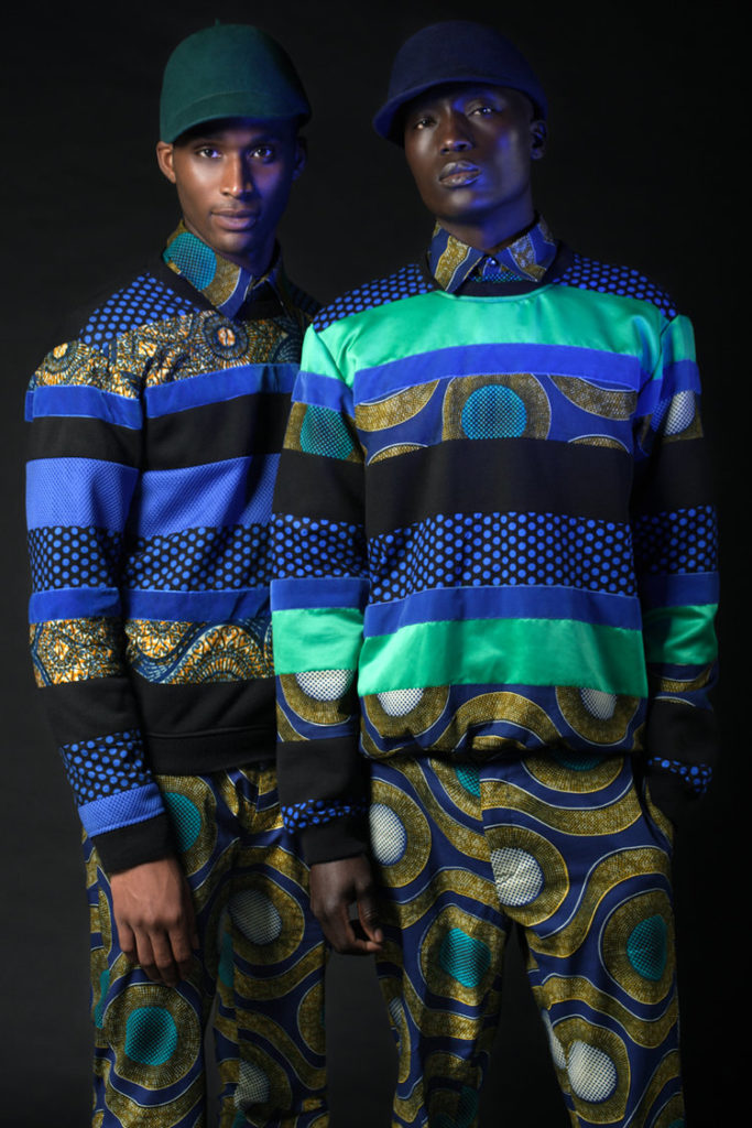 BLUE - Autumn:Winter 2016 Menswear Collection Soboye 5