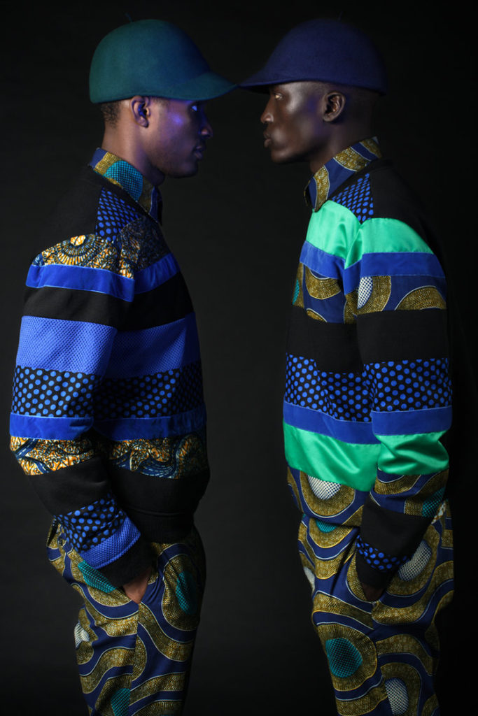 BLUE - Autumn:Winter 2016 Menswear Collection Soboye 6