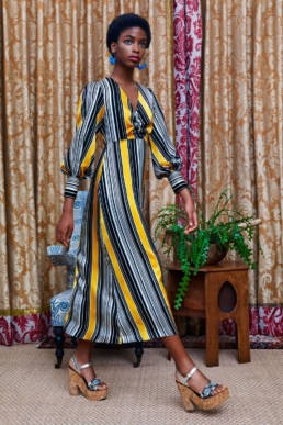 Fashion inspired by Africa