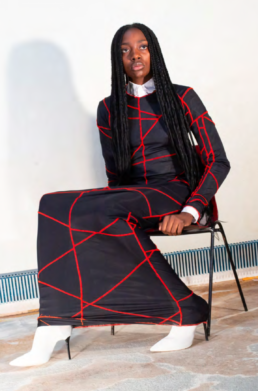 Conscious Fashion and inspired by Africa
