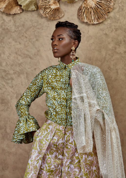 Award-winning Pan-African womenswear brand