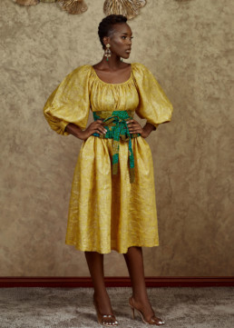 Award-winning Pan-African womenswear brand